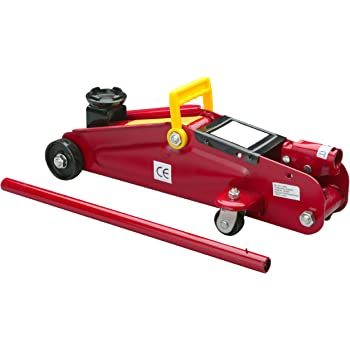 Wagenheber sind in den unterschiedlichsten Preisklassen erhältlich.