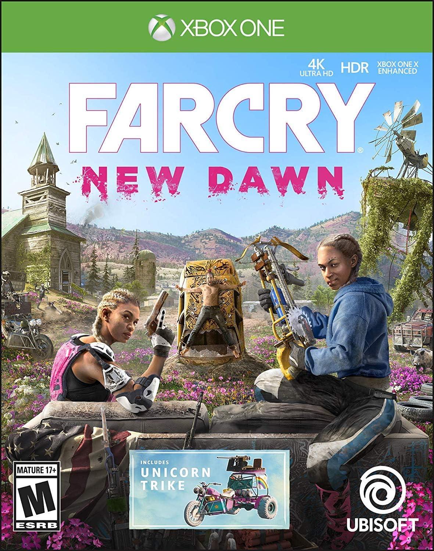 4e85ba412540 Amazon.com  Far Cry New Dawn - Xbox One Standard Edition  Ubisoft  Video  Games