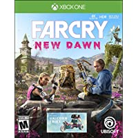 Ubisoft Far Cry New Dawn, Xbox One vídeo - Juego (Xbox One, Xbox One, Shooter, M (Maduro))