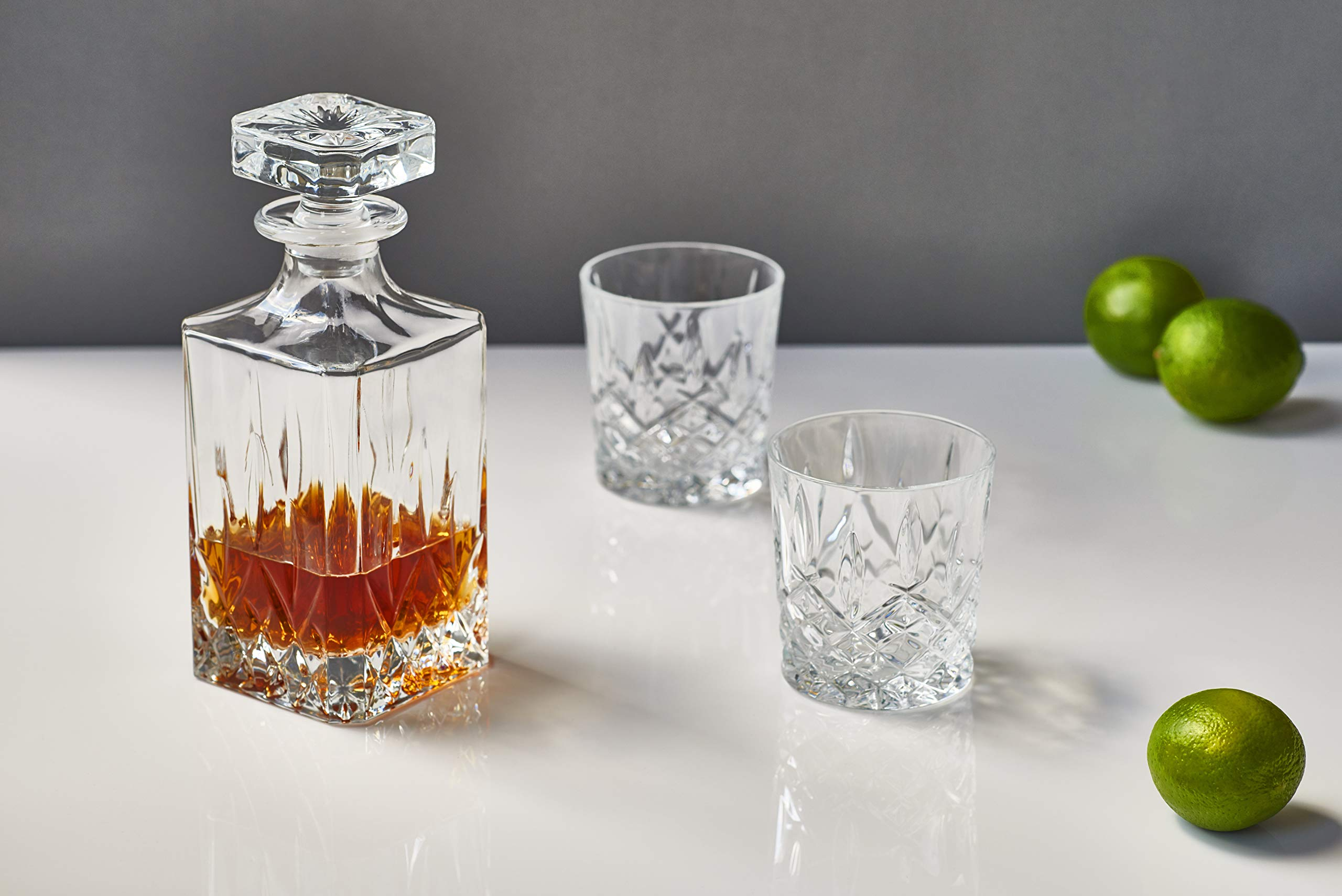 Marquis by Waterford 165118 Markham Double Old Fashioned Glasses, Set of 4 by Marquis By Waterford (Image #3)