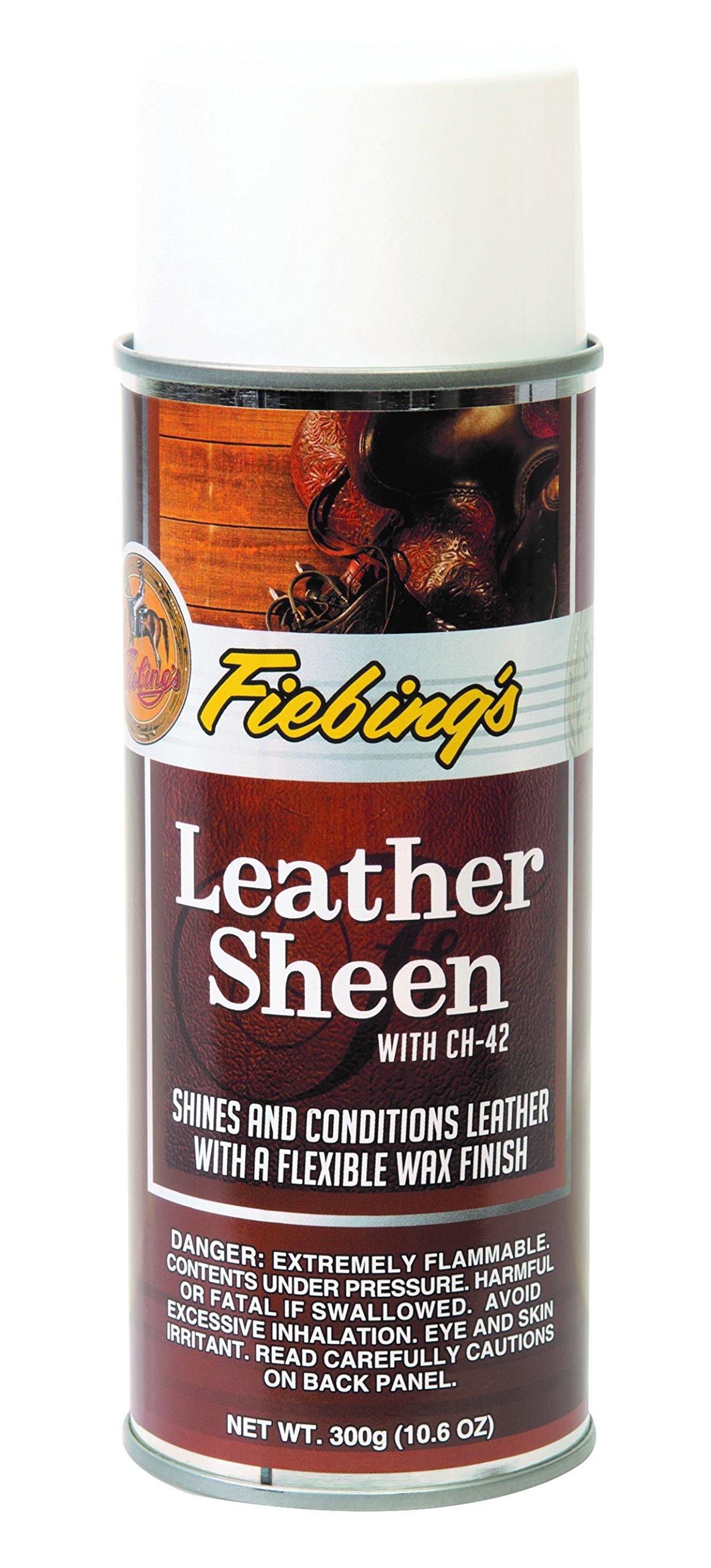 Fiebing's Leather Sheen, 10.6 oz, Clear by Fiebing's