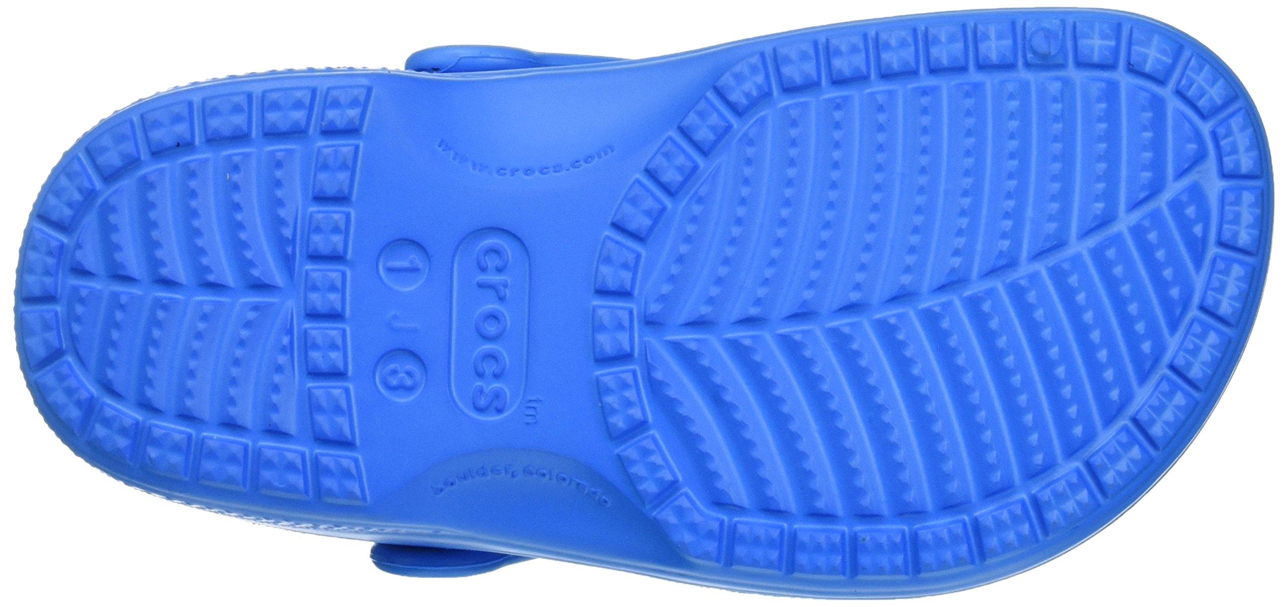 Crocs Kids' Baya 10190 Clog, Ocean, 8-9 M US Toddler by Crocs (Image #3)