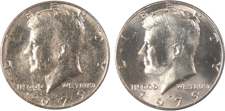1997 P 50c Kennedy Half Dollar US Coin BU Uncirculated Mint State