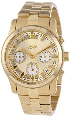 76424dbf172 JBW Luxury Women s Alessandra Diamond Wrist Watch with Stainless Steel  Bracelet