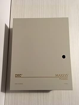 DSC PC4001C - Sistema de Alarma de Seguridad para Panel de ...