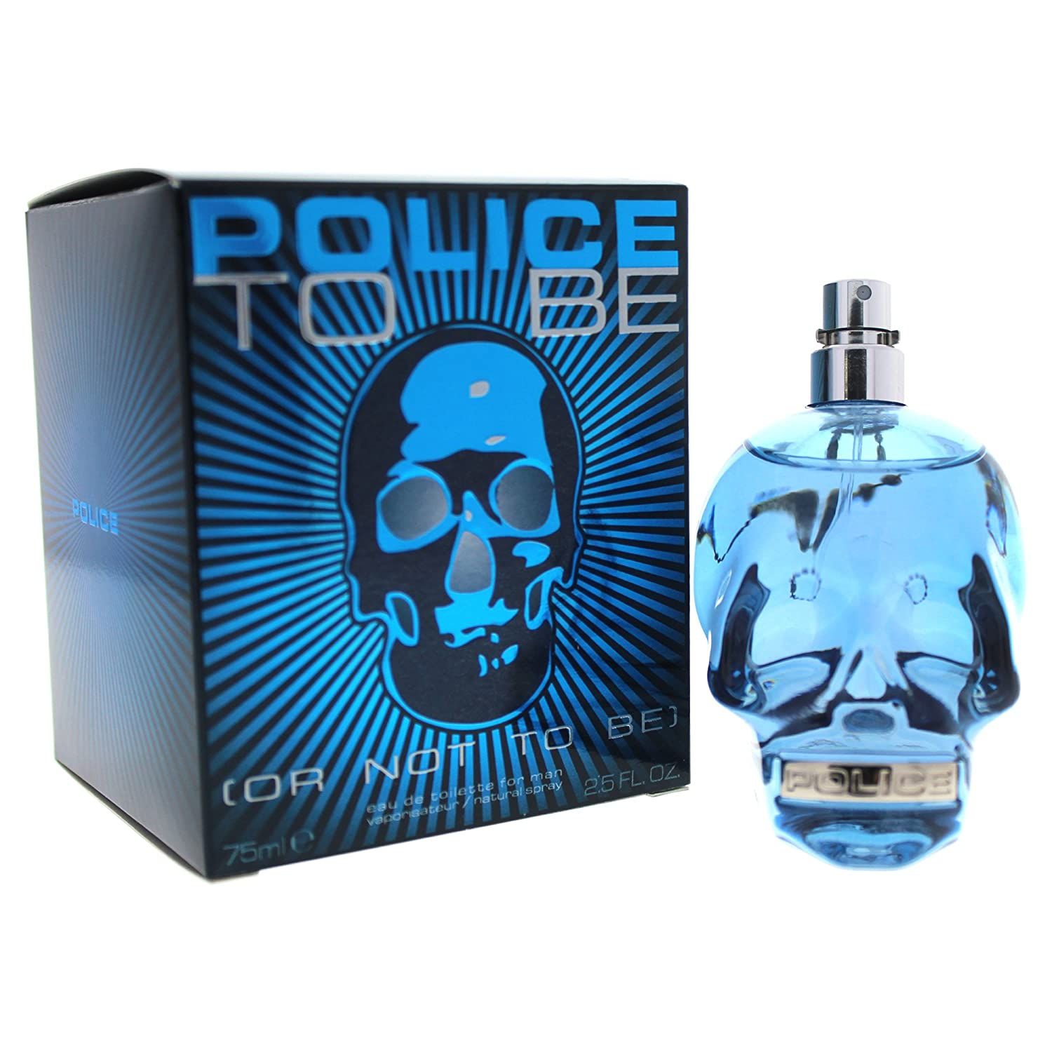 Eau Pour Homme De To Or Not Be Toilette Police 75ml wZukTOXiPl
