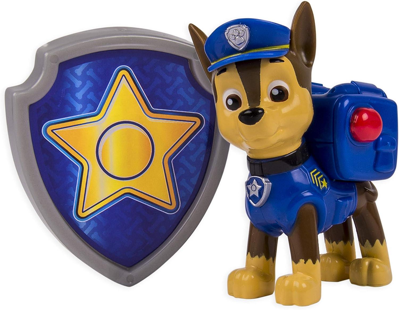 PAW PATROL – Action Pack – Chase – Pack de Acción La Patrulla Canina: Amazon.es: Juguetes y juegos