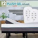 Amazon Com Night Therapy 12 Quot Pressure Relief Memory Foam