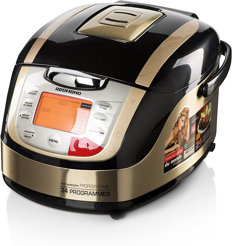 Redmond RMC-M4502FR - Robot de cocina, 43 x 32,5 x 34 cm: Amazon.es: Hogar