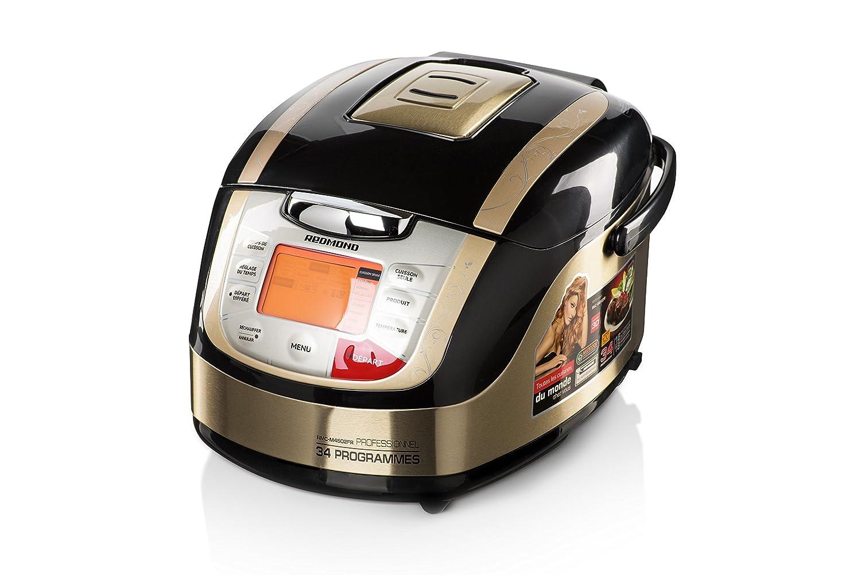 Redmond RMC-M4502FR - Robot de cocina, 43 x 32,5 x 34 cm: Amazon ...