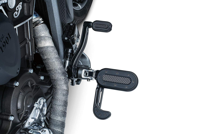 Kuryakyn 7048 Motorcycle Foot Control: Heavy Industry Shift//Brake Peg for Indian Satin Black Pack of 1 Victory Motorcycles