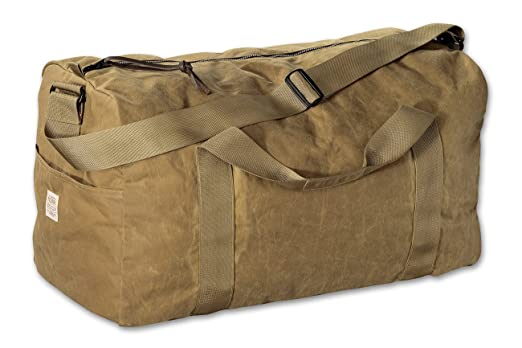 Filson 70015 Tin Cloth Medium Duffle Bag