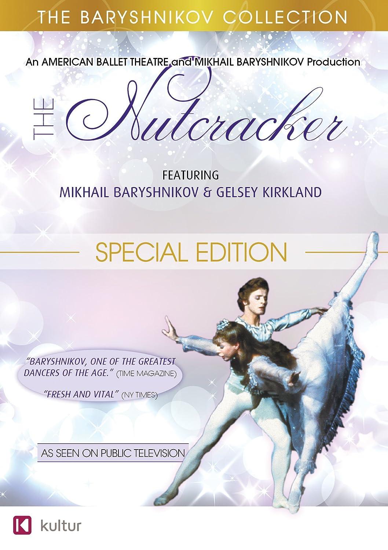 Tchaikovsky - The Nutcracker / Baryshnikov, Kirkland, Charmoli The National Philharmonic Mikhail Baryshnikov Gelsey Kirkland George de la Pena