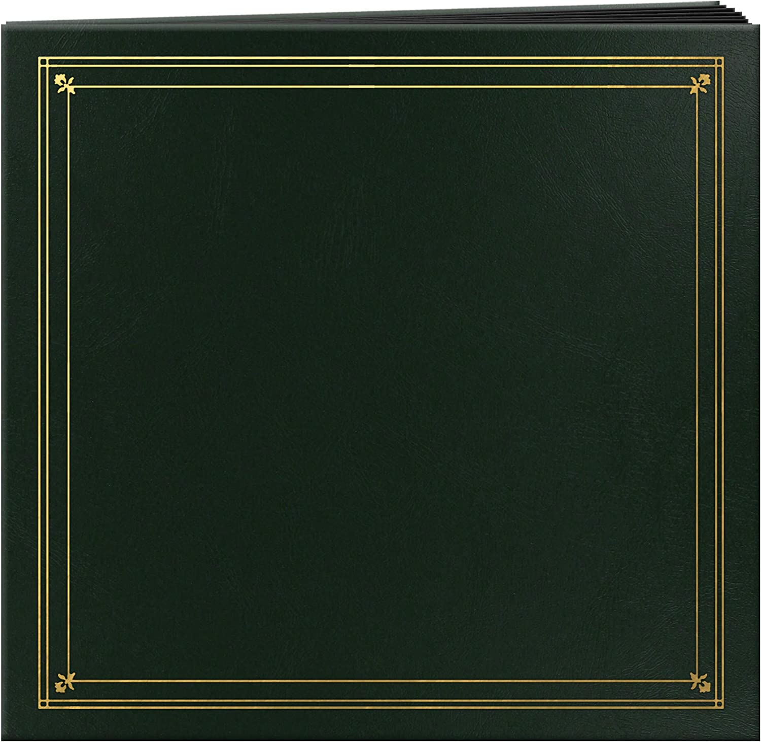 Black Pioneer Photo Albums Pocket Refill for BSP-46 Series Photo Albums 4 by 6-Inch
