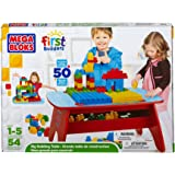 Mega Bloks First Builders Big Building Table