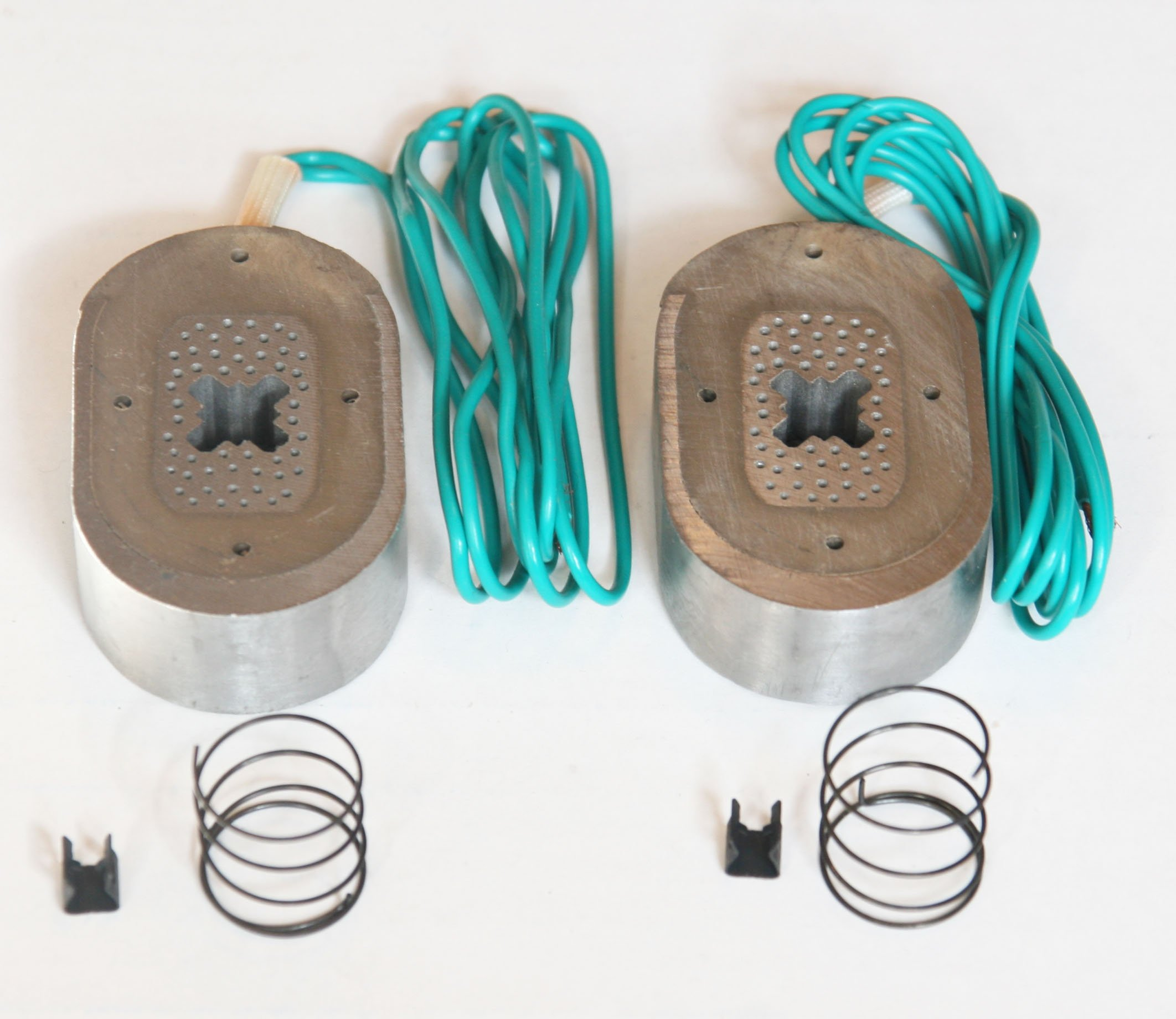 LIBRA Two 10'' Electric Trailer Brake Magnet Replacement Kits - 21024 by LIBRA