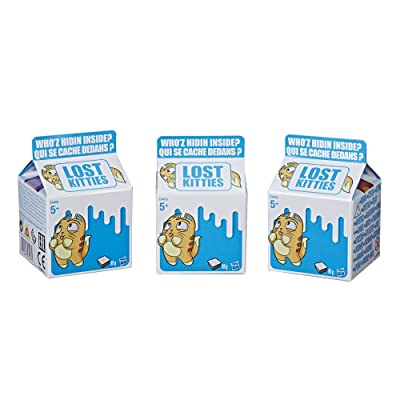 Lost Kitties Blind Box 3 Pack: Toys & Games