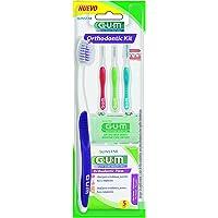 GUM Kit de Ortodoncia, colores surtidos