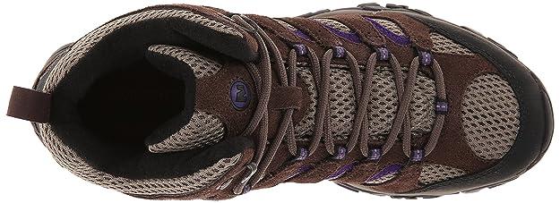 6fdbf85239f Merrell Moab Ventilator Mid Womens  Amazon.co.uk  Shoes   Bags