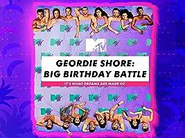 Geordie Shore:Big Birthday Battle