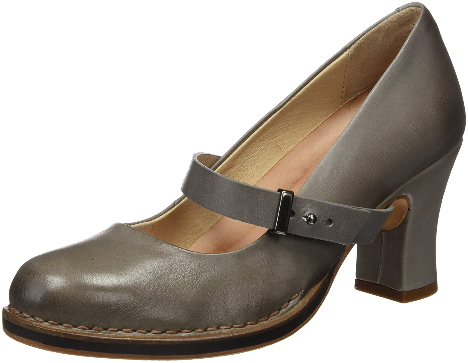 Neosens Women's S279 Restored Skin Vetiver/Baladi Closed Toe Heels Shopping Online Outlet Sale I850cT8k