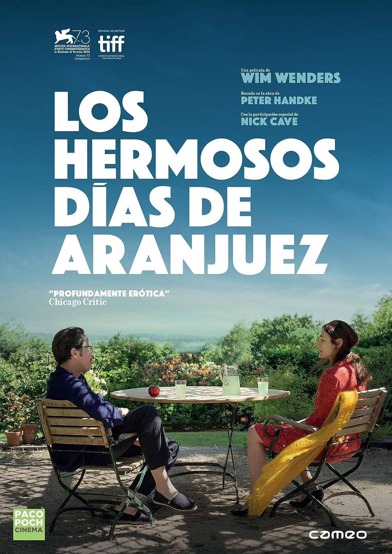 Los hermosos días de Aranjuez (V.O.) [DVD]: Amazon.es: Reda ...