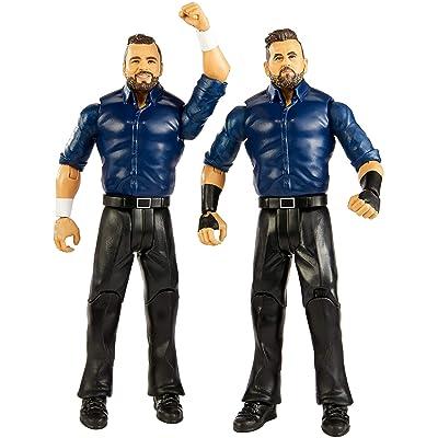 WWE Sunil Singh & Samir Singh 2-Pack: Toys & Games