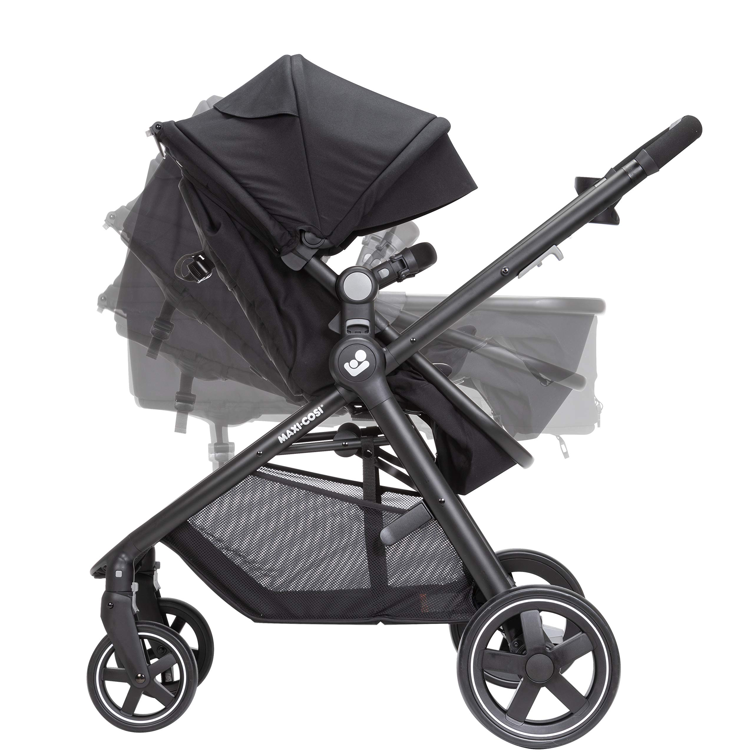 Maxi-Cosi Zelia Stroller, Night Black, One Size by Maxi-Cosi (Image #15)