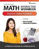 Math Interactive Workbook: Algebra- Linear Function [Online Code]