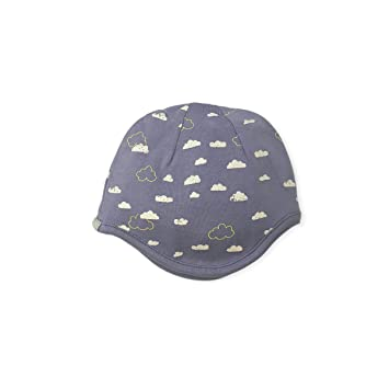 f62aa146cd3 Amazon.com  Finn + Emma Reversible Organic Cotton Hat for Baby Boy ...