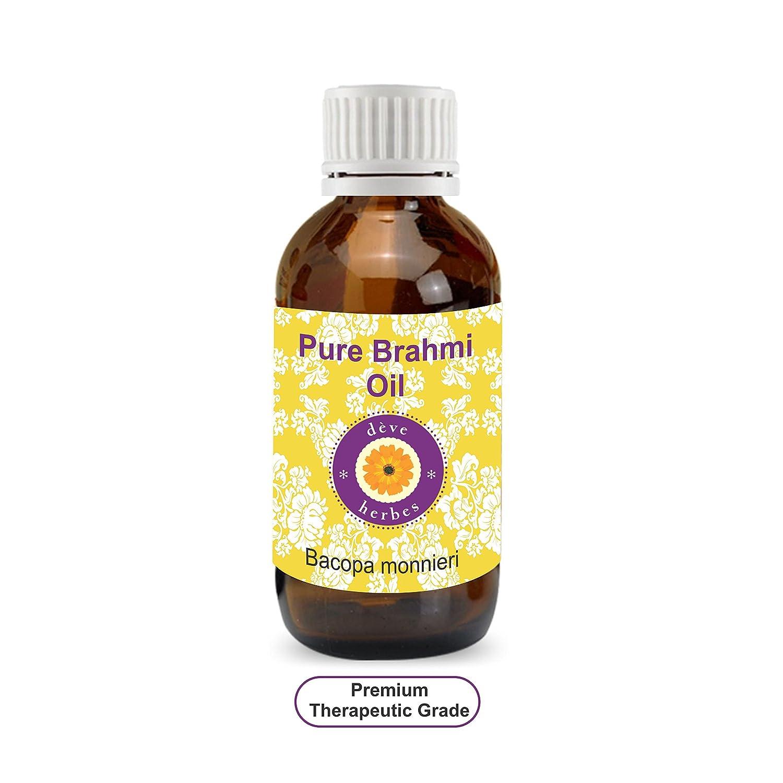 Puro aceite de Brahmi (Bacopa Monnieri), de dève herbes, 100 ...