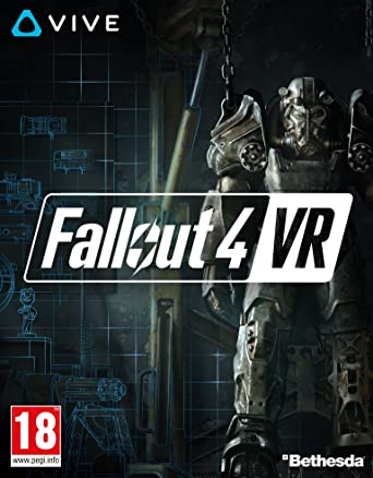 Fallout 4 (VR) - PC DVD: Amazon co uk: PC & Video Games