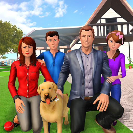 Virtual Family Pet Dog Home Adventure (Best Dogs For House Pets)