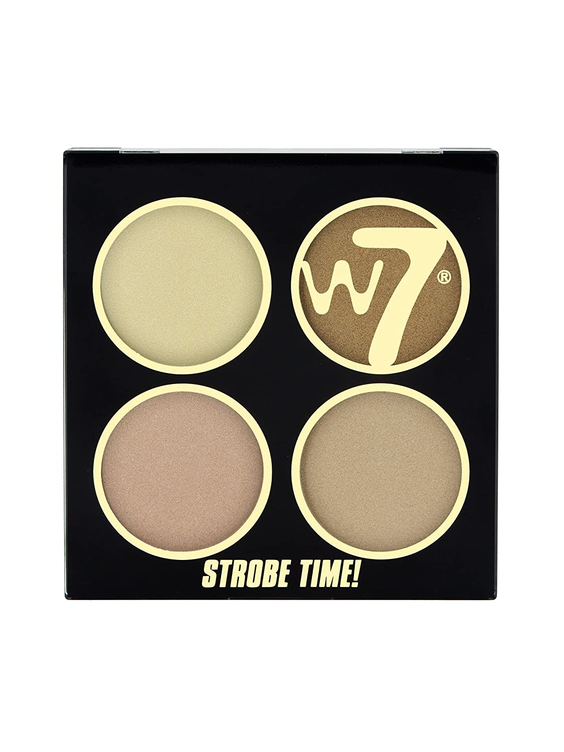W7 It's Strobe Time Bronze Shimmering Powder Kit-Vivid Glow