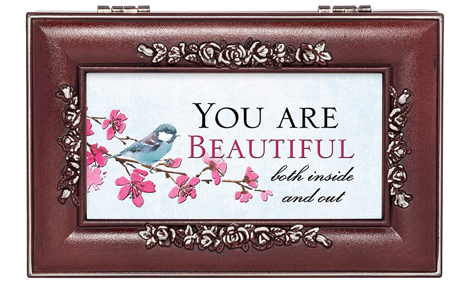 逆輸入 You Are Beautiful My Bird On Branchローズウッド仕上げ音楽ジュエリーボックス B01DL1NBGY Bird – Plays You Are My Sunshine B01DL1NBGY, 瑞鳳台湾料理:6090236c --- arcego.dominiotemporario.com