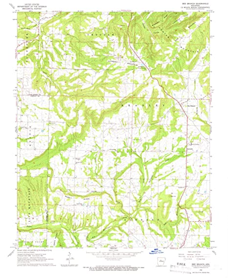 Amazon.com : YellowMaps Bee nch AR topo map, 1:24000 ... on dcnr maps, topographic maps, digitalglobe maps, dnr maps, google maps, science maps, esri maps, delorme maps, geological survey maps, microsoft maps, geology maps, twra maps, ascs maps, noaa maps, bucks county pa township maps, cornell university maps, cia maps, osm maps, unosat maps, usc maps,