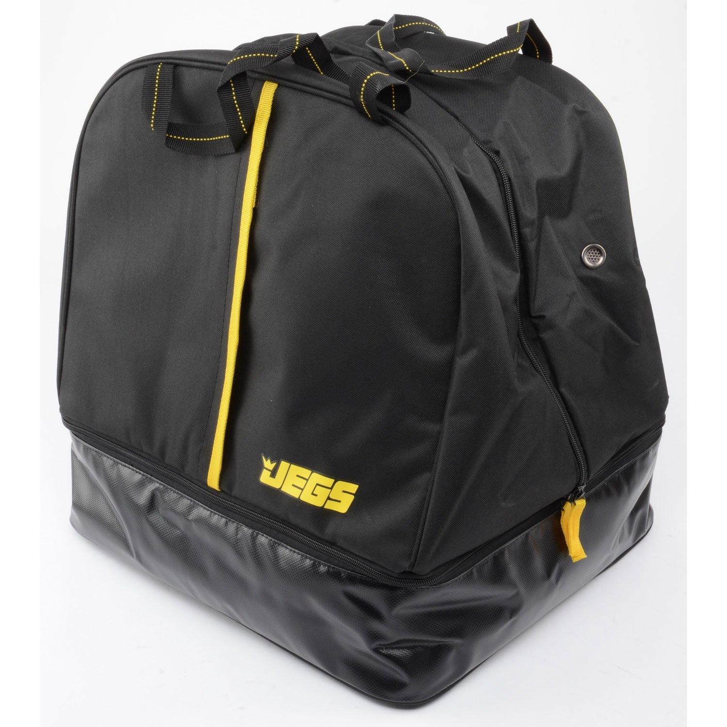 JEGS Performance Products 1019 Deluxe Helmet Bag with Neck Support Storage