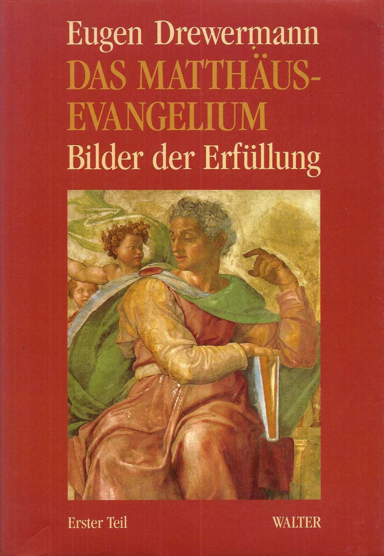 Das Matthäus-Evangelium, Tl.1, Matthäus 1,1-7,29