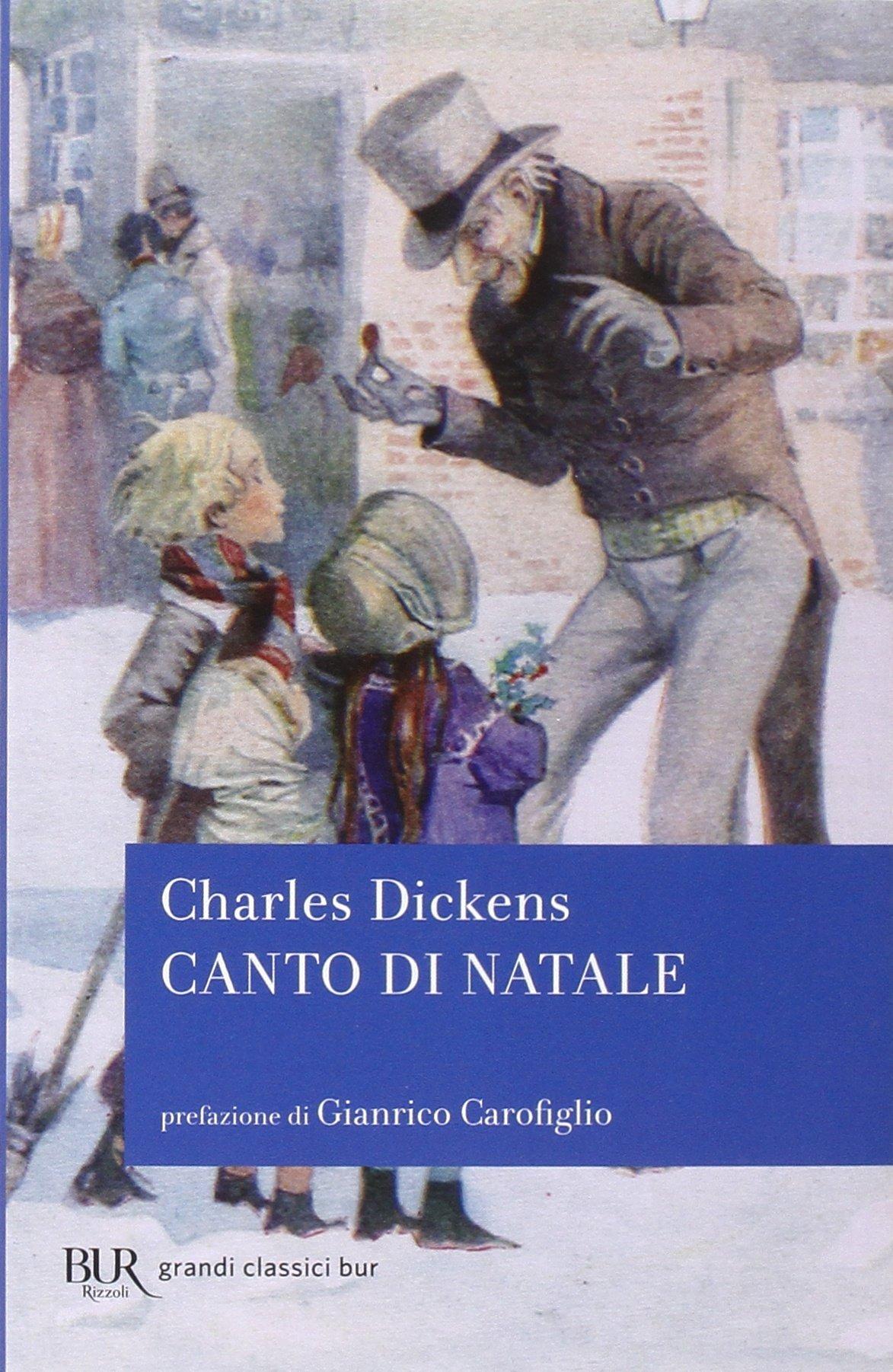 Canto Di Natale Immagini.Amazon It Canto Di Natale Charles Dickens M L Fehr Libri