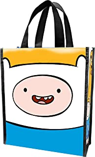 Adventure Time Jake and Finn Small Recycled Shopper Tote Toy Zany 13073
