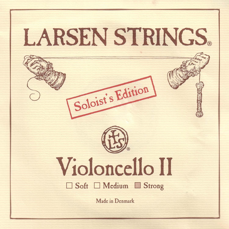Larsen Soloist 4/4 Cello D String Strong Alloy-Steel