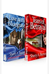 Tears of Betrayal and Love in the Bluegrass Boxed Set Kindle Edition