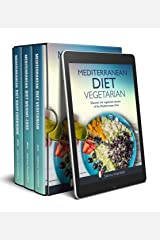 The Mediterranean Diet Vegetarian Collection: 3 Books in 1: Mediterranean Diet Vegetarian - Mediterranean Diet Weight Loss - Mediterranean Diet Soup Cookbook. Kindle Edition