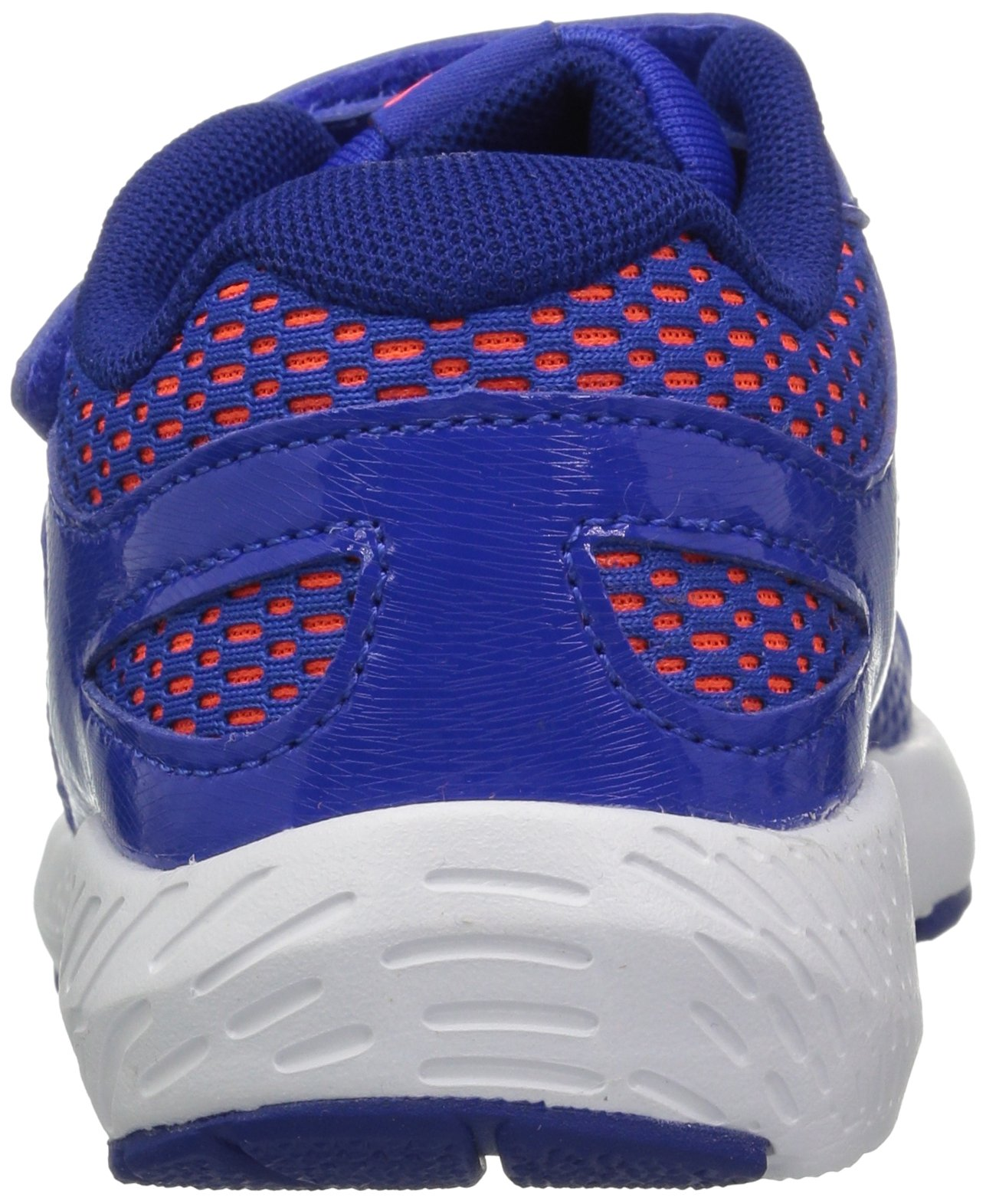 New Balance Boys' 519v1 Hook and Loop Running Shoe Pacific/Dynomite 2 M US Infant by New Balance (Image #2)