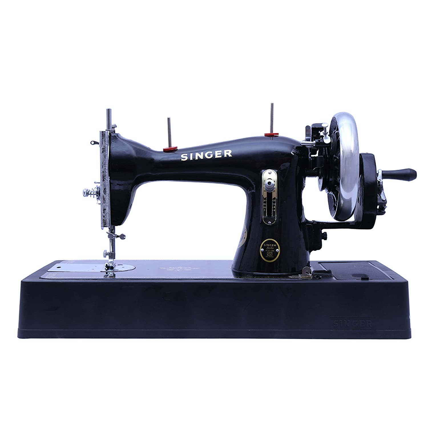 Buy Singer Solo Straight Stitch Hand Sewing Machine Black Online Cool Circuit Board Computer Copper And Iphone 5 Covers 4495 At Low Prices In India