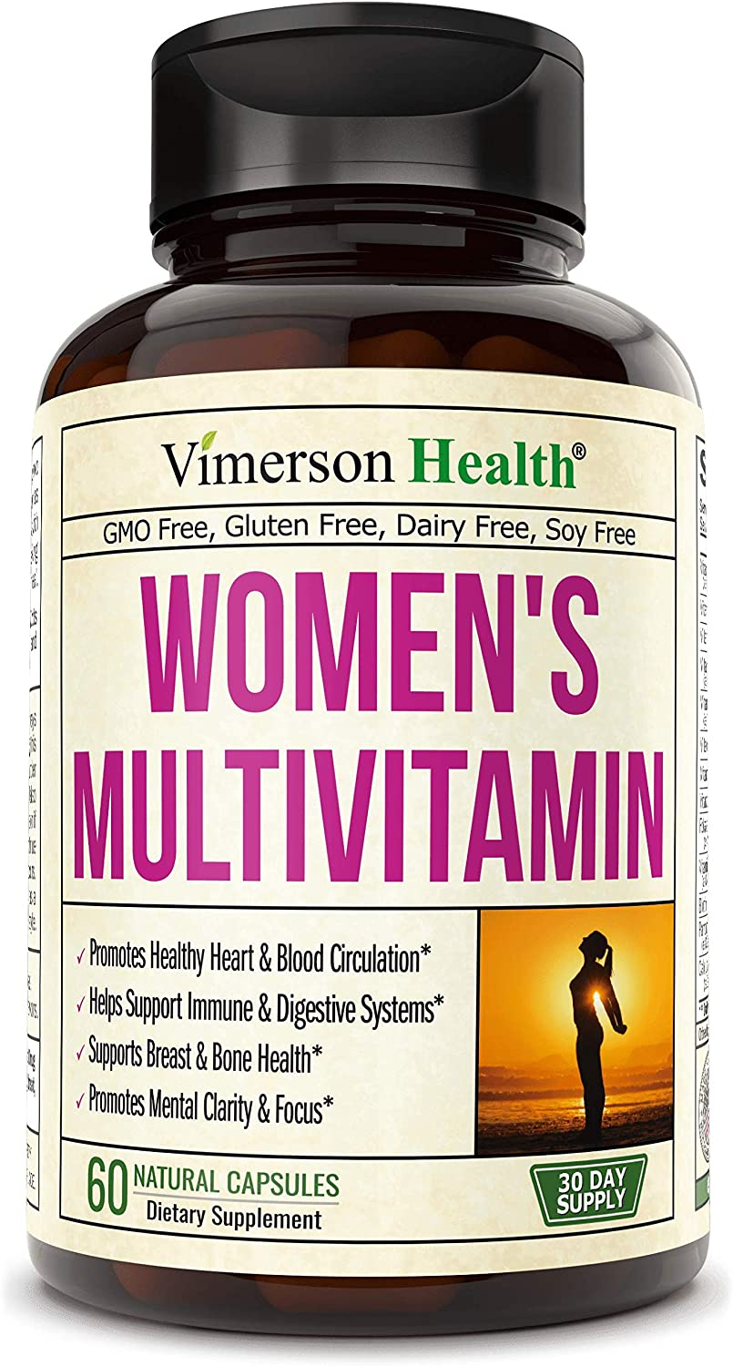 Vimerson Health Women's Daily Multivitamin