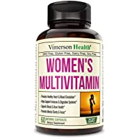 Women's Daily Multivitamin Multimineral Supplement. Vitamins and Minerals. Chromium...