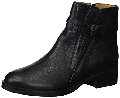 Women's Percy Bootie With Buckle Detail Ankle Boot