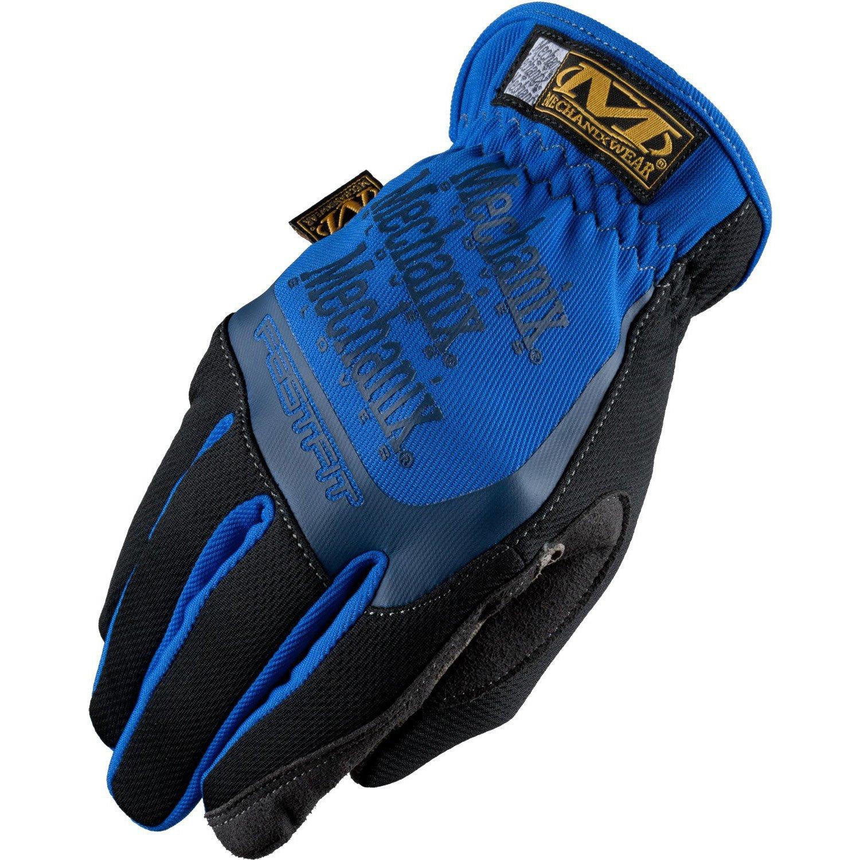 Mechanix Wear MFF-05-011 Fast-Fit Gloves, Black, X-Large