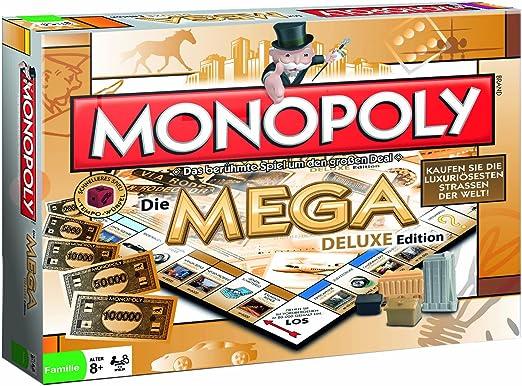 Winning Moves - Juego de Tablero, de 2 a 8 Jugadores (Importado): Amazon.es: Juguetes y juegos